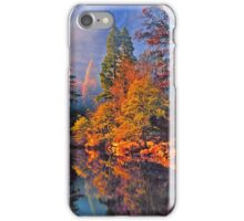 MISTY MORNING MERCED RIVER iPhone Case/Skin