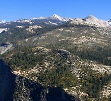 Yosemite Sierra Nevada (yos0015) by Henrik Lehnerer