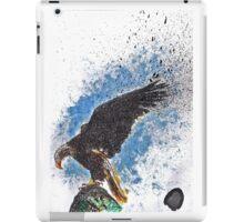 Scribble Ink Eagle iPad Case/Skin