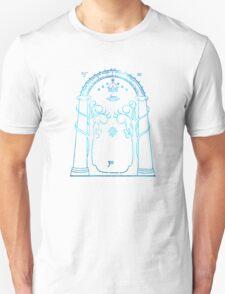 Speak Friend and Enter Unisex T-Shirt