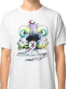 Voodoo Demon / Watercolour illustration / Demon girl Classic T-Shirt
