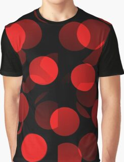 Red Dots 2 Graphic T-Shirt