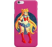 Sailor Cutie! iPhone Case/Skin