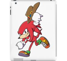 Knuckles the Echidna iPad Case/Skin