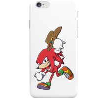 Knuckles the Echidna iPhone Case/Skin