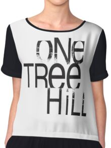 One Tree Hill Chiffon Top