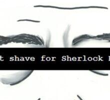 The 'Stache Stays Sticker