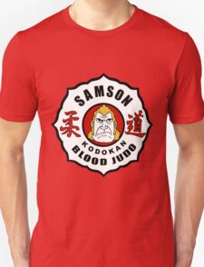 Brock Samson - Blood Judo - The Venture Brothers Unisex T-Shirt