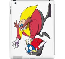 Doctor Eggman as his finest iPad Case/Skin