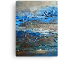 Contemporary Coastal Fine Art Painting by Holly Anderson DUNE Canvas Print