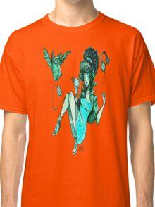 MONSTER ICE CREAMS - Mint choc chip vampire Classic T-Shirt