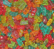 Gummy Bears by Samantha Lusher