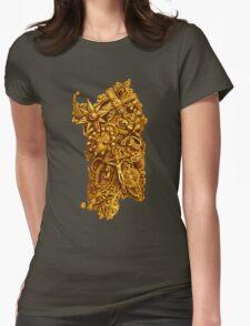 SARDEGNA Womens Fitted T-Shirt