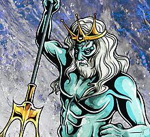 Neptune by spookydooky
