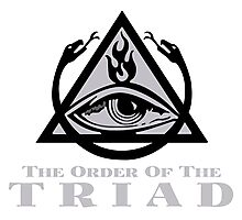 Order of the Triad - The Venture Brothers Photographic Print