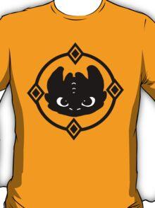 How To Train Your Dragon 2 Night Fury Tee T-Shirt