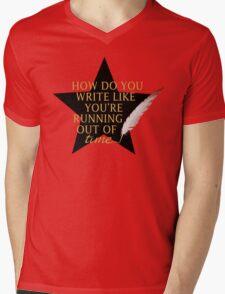 Hamilton Non-Stop Mens V-Neck T-Shirt