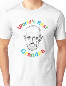 World's Best Grandpa Unisex T-Shirt