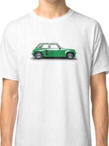 Renault 5 Turbo (green) Classic T-Shirt