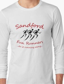 Sandford Fun Run Long Sleeve T-Shirt