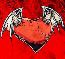 Evil Heart by Bethany-Bailey