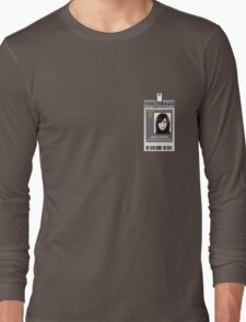 Torchwood Gwen Cooper ID Shirt Long Sleeve T-Shirt