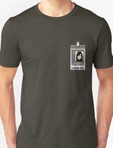 Torchwood Gwen Cooper ID Shirt Unisex T-Shirt