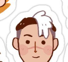 Voltron, Doodle Style Sticker