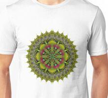 Daily Focus Mandala 3.31.16 Unisex T-Shirt
