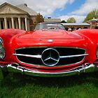 Red Benz by John Schneider