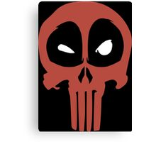 PunisherPool Canvas Print