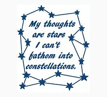 My thoughts Unisex T-Shirt