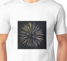 exploding firework  Unisex T-Shirt