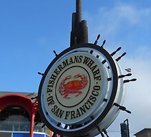 Fishermans Wharf by TheLilMerm