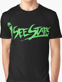 i see stars logo Graphic T-Shirt