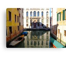 All About Italy. Venice 15 Canvas Print