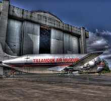 Tillamook Air Museum One by thomr