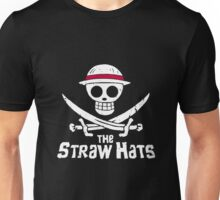 THE STRAW HATS Unisex T-Shirt