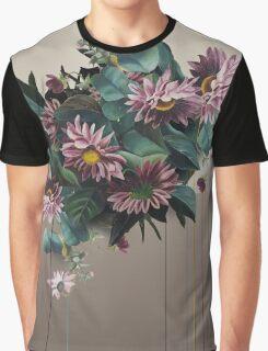 Flowers Redux Graphic T-Shirt