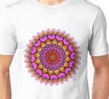Daily Focus Mandala 3.14.16 Unisex T-Shirt