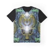 Electrified Vibes Graphic T-Shirt