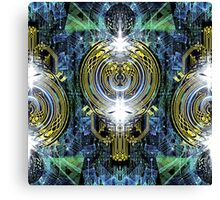 Electrified Vibes Canvas Print