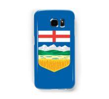 Alberta Crest Samsung Galaxy Case/Skin