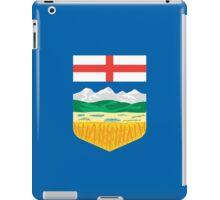 Alberta Crest iPad Case/Skin