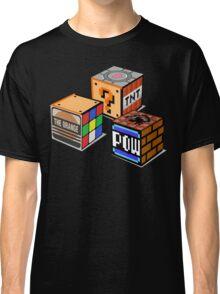 Geeky Cubes Classic T-Shirt
