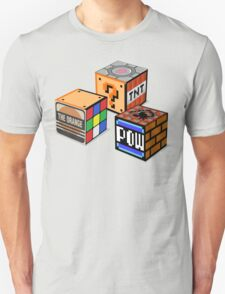 Geeky Cubes T-Shirt