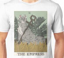 Warriors Tarot Series- The Empress Unisex T-Shirt