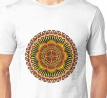Daily Focus Mandala 3.12.16 C Unisex T-Shirt