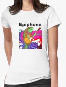 Musicians T's Epiphone Guitars Womens Fitted T-Shirt