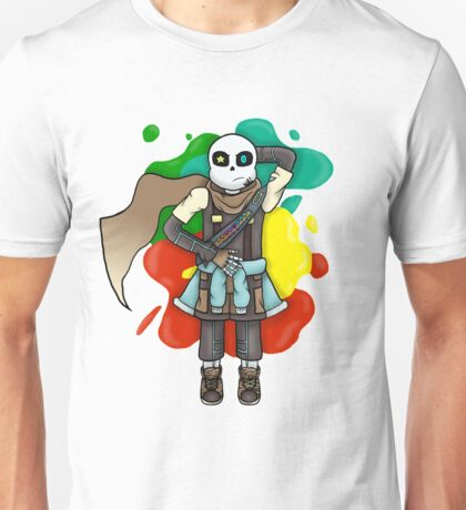 creating new worlds is tiring Unisex T-Shirt
